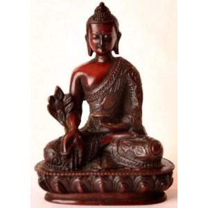Medizinbuddha 13,5 cm Buddha Statue