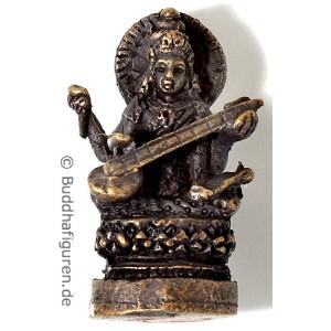 Buddha mini Saraswati