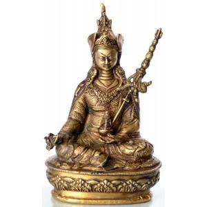 Padmasambhava - Guru Rinpoche  22 cm Messing Statue