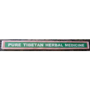 Pure Tibetan Herbal Medicine Incense