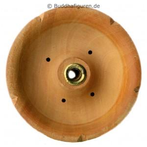 Räucherstäbchen-Halter Holz