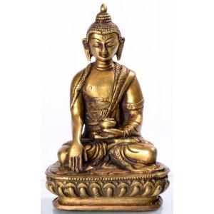 Akshobhya / Shakyamuni 14,5 cm  Buddha Statue