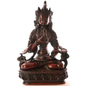 Vajrasattva 20 cm Buddha Statue Resin