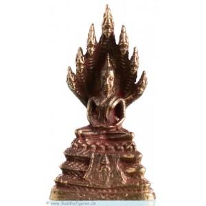 Mucalinda mini Buddha Statue 3 cm