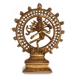 Shiva dancing - Nataraja  21 cm