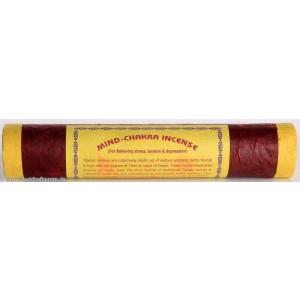 Mind Chakra  tibetische  räucherstäbchen