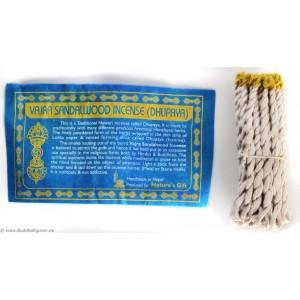 Sandalwood Vajra  Rope incense räucherstäbchen