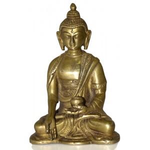 Ratnasambhava 12 cm Buddha Statue