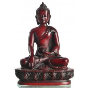 Akshobhya / Shakyamuni 13,5 cm Buddha Statue Resin 2