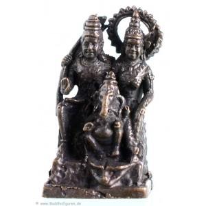 Shiva Family 3 cm