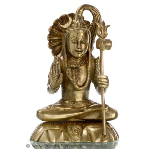 Shiva 16 cm Statue 2