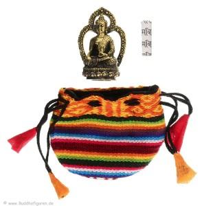 Talisman Set Akshobhya Shakyamuni