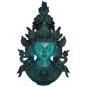 Tara Maske 42 cm Resin