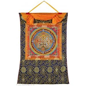 Thangka Kalachakra - Mandala