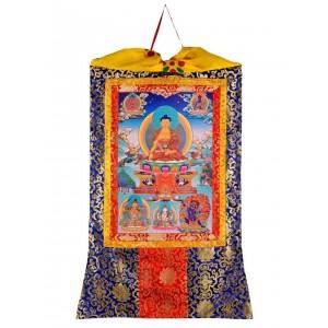 Thangka - Shakyamuni