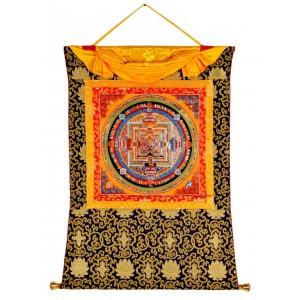 Thangka Mandala 82 x 97 cm
