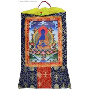 Thangka Medizinbuddha