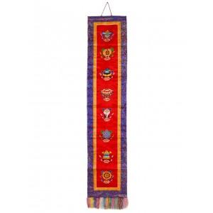 Wandbehang Tashi Tagey 188x41 cm