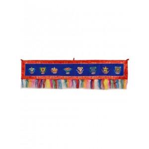 Wandbehang - Tashi Tagey quer 132x24 cm