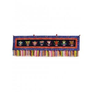 Wandbehang Tashi Tagey quer 140x31 cm