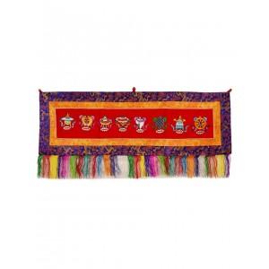 Wandbehang - Tashi Tagey  quer 96x32 cm