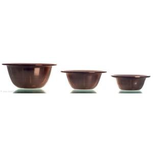 Buddhistische Wasser-Opferschalen Kupfer