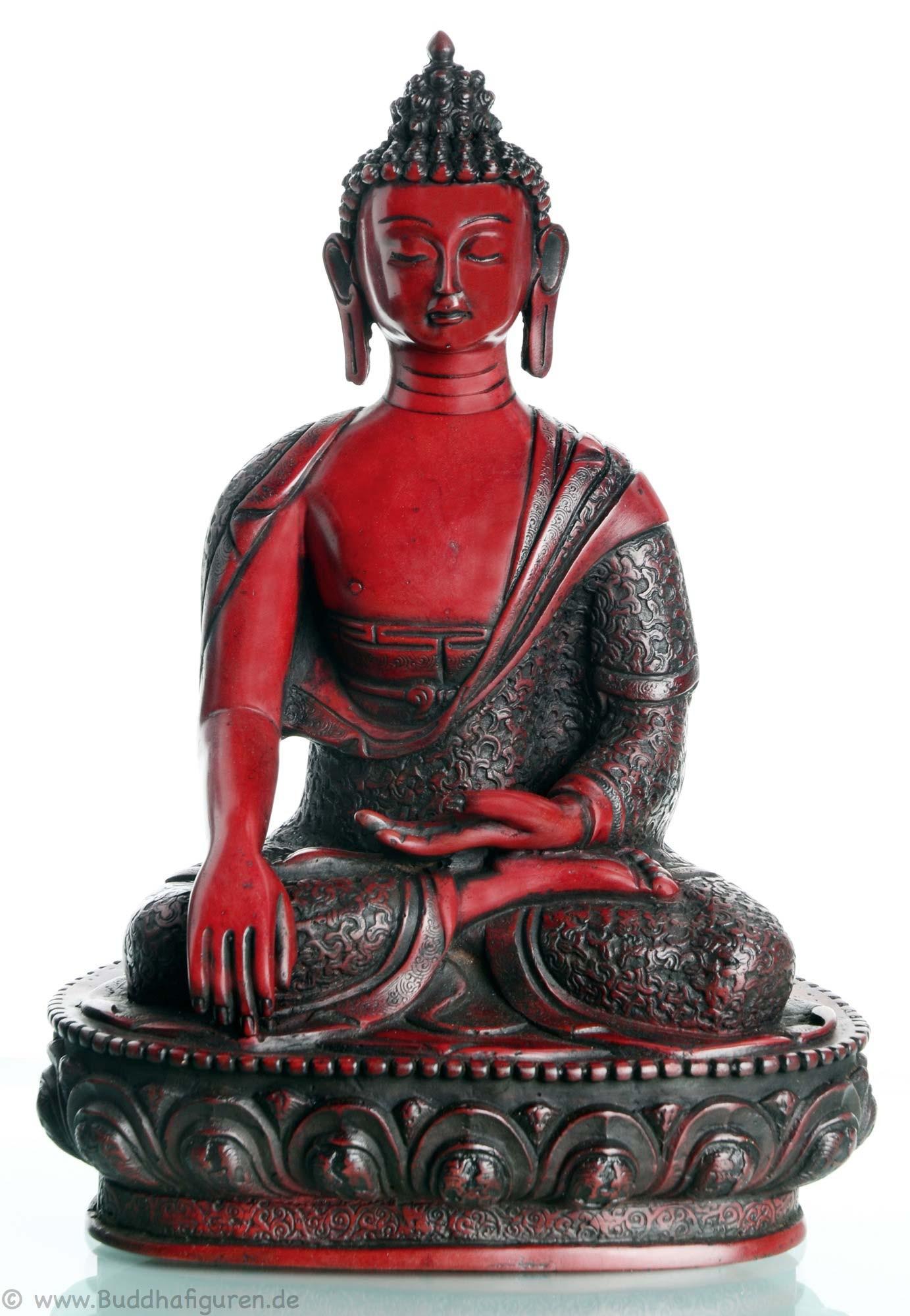 Akshobhya Buddha Statue Resin