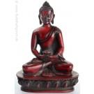 Amitabha Buddha Statue Resin 13,5 cm