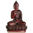 Amoghasiddhi Buddha Statue 13,5 cm Resin