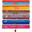 Räucherstäbchenboxen mit 6 verschiedenen Sorten