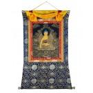 Thangka Shakyamuni 78 x 110 cm
