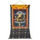 Thangka Shakyamuni 93 x 135 cm