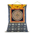 Thangka  - Mandala Shrivasta 95 x 110 cm