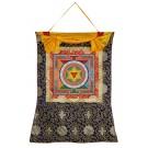 Thangka Yantra Bhuvaneshvari II 66 x 83 cm