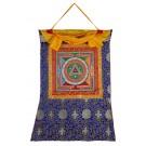 Thangka Yantra Dhumavati 66 x 83 cm