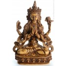 Avalokiteshvara - Chenresig Buddha Statue Resin