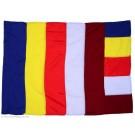 buddhistische fahne flagge
