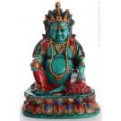 kubera jambhala statue