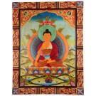 Kloster-Thangka - Shakyamuni 2