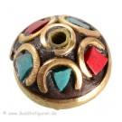 Tibetische Schmuck-Perlen 8