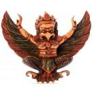 Garuda Resin bemalt