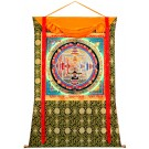 Thangka Kalachakra Mandala