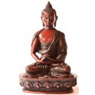 Amitabha Buddha Statue Resin 19 cm