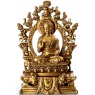 Amoghasiddhi 26 cm Buddha Statue