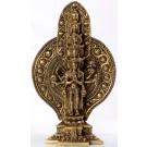 Avalokiteshvara - Chenresig stehend 38 cm Buddha Statue
