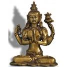 Avalokiteshvara - Chenresig  16 cm Buddha Statue