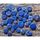 Edelstein Lapis Lazuli Scheibe