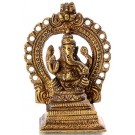 Ganesh sitting  -  8 cm