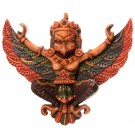 Garuda Resin bemalt klein