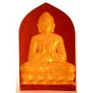 Magic Buddha - Vairocana Resin